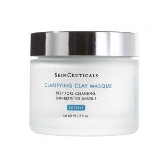 Clarifying Clay Masque - Masque Purifiant Désincrustant À L'Argile Et Aux Hydroxy-Acides - Skinceuticals