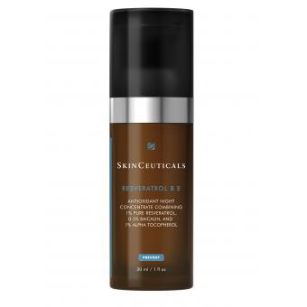 Resveratrol B E - Sérum Gel Triple Traitement Antioxydant De Nuit - Skinceuticals