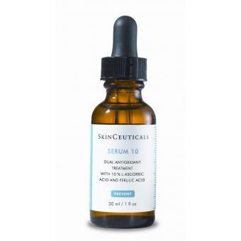 Serum 10 Vitamin C - Sérum Double Antioxydant - Skinceuticals