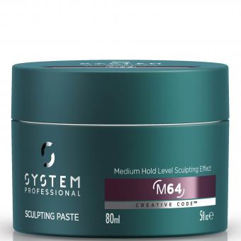System Professional H - SCULPTING PASTE - Après-shampoing & soin homme