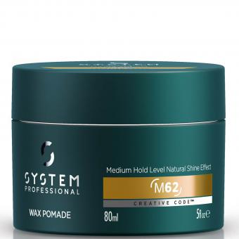 System Professional H - WAX POMADE - Après-shampoing & soin homme