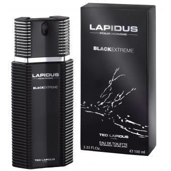 LAPIDUS POUR HOMME BLACK EXTREME - Ted Lapidus