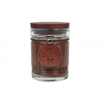 Bougie Reserve Black Tea - Woodwick